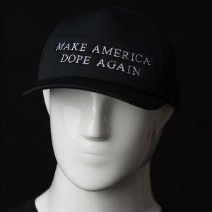 Make America dope again hat